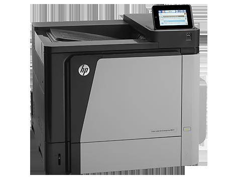 HP LaserJet لون المؤسسة M651dn