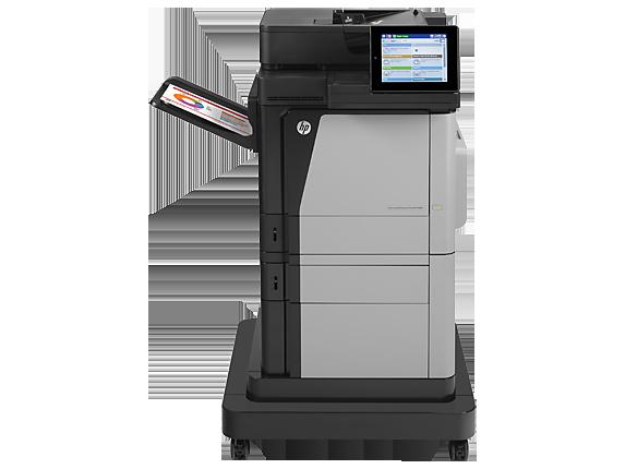Impresora multifunción HP Color LaserJet Enterprise M680f