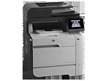 HP Renkli LaserJet Pro MFP M476dn