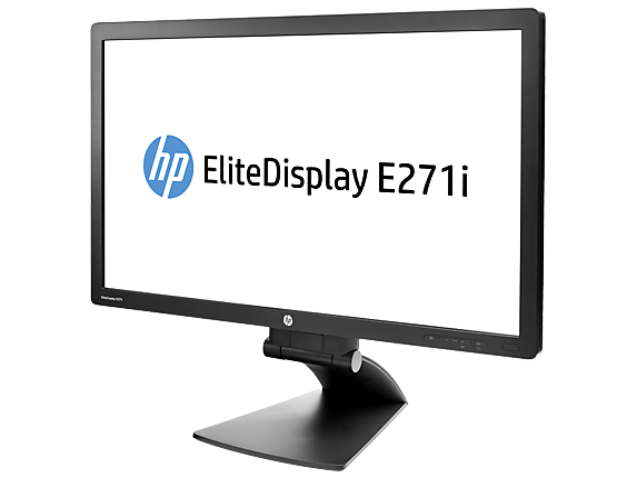 Hp Elitedisplay E271i 27 Inch Ips Led Backlit Monitor