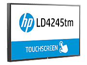 HP LD4245tm 41.92-inch Interactive LED Digital Signage Display