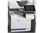 HP LaserJet Enterprise 500 renkli MFP M575f