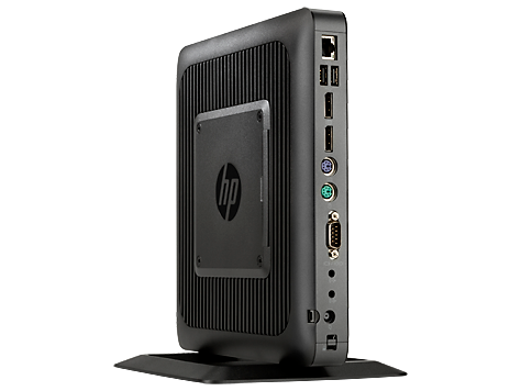 Thin client flexible HP t620