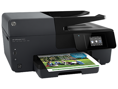 Hp Officejet 6820 E All In One Printer B6t06a Hp 174 New