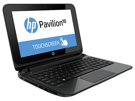 HP Pavilion Touch 10