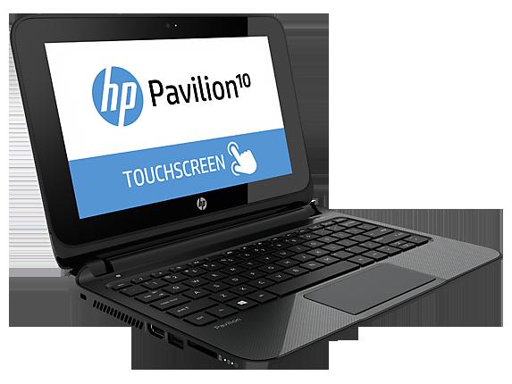 HP Pavilion Touch 10