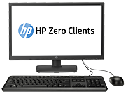 HP t310 All-in-One Zero-klient