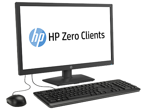 HP t310 All-in-One 零终端