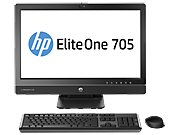 HP EliteOne 705 G1 58,4-cm (23-inch) All-in-One pc, geen touch