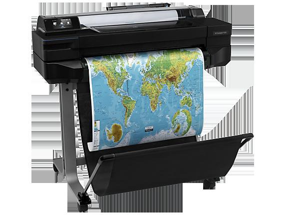 HP Designjet T520 A1/610mm e-Yazıcı