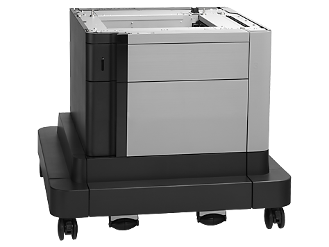 HP LaserJet 500 Sheet Paper Feeder With Cabinet