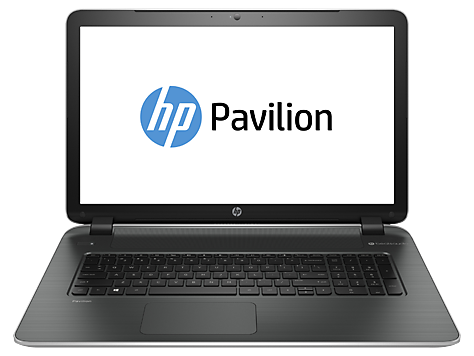 HP Pavilion noteszgép – 17-f201nh (ENERGY STAR)