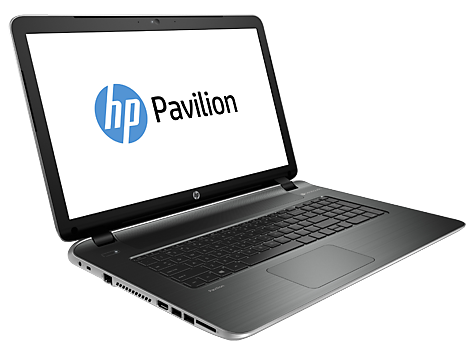 HP Pavilion noteszgép – 17-f100nh