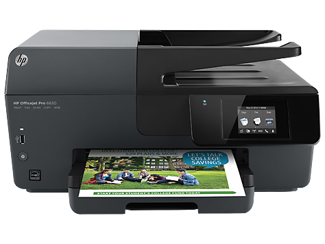 МФУ HP Officejet Pro 6830 e-All-in-One