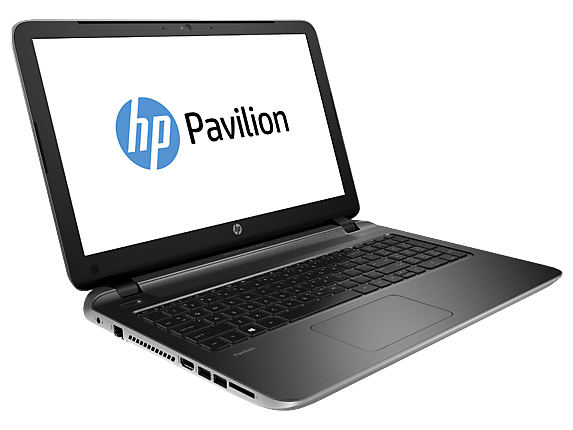 hp Pavilion Logo hp Pavilion 15-p200 Notebook