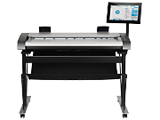 HP Designjet HD Pro lapolvasó