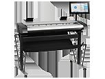 HP Designjet HD Proスキャナー