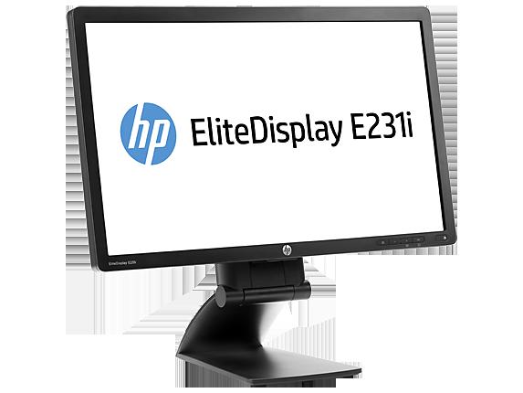 Hp Elitedisplay E231i 23 In Ips Led Backlit Monitor