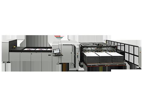 Presse pour supports ondulés HP Scitex 15500