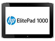 HP ElitePad 1000 G2 태블릿
