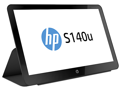 HP EliteDisplay S140u 14-inch USB Portable Monitor