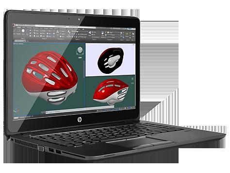 HP ZBook 14