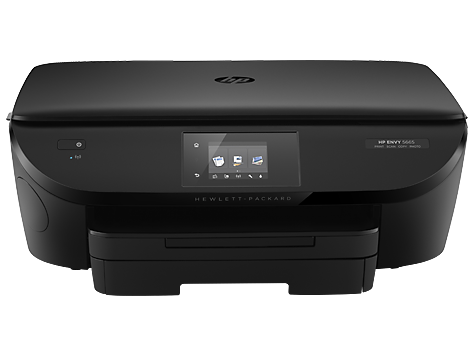 how to connect my hp5640 printer