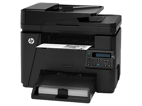 how to clean printer hp mfp m225dn