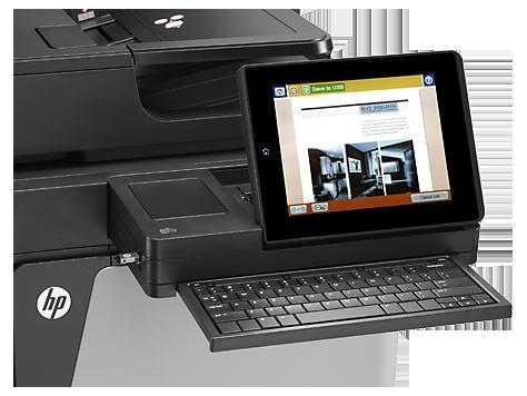 Impresora multifunción HP LaserJet Enterprise Flow M630z