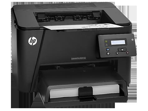 personal black and white laser printers hp laserjet pro m201dw cf456a ...
