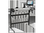 HP Designjet SD Proスキャナー
