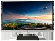Monitor HP Pavilion 23cw IPS z diagonalo 58,4 cm (23 palcev) in osvetlitvijo LED iz ozadja