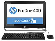 HP ProOne 400 G1 54.61 cm (21.5'') Touch All-in-One PC