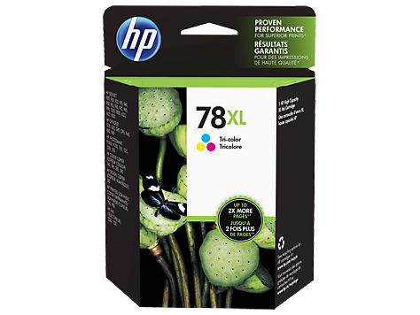 HP 78XL High Yield Tri-color Original Ink Cartridge
