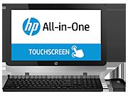 HP 22-2000 All-in-One Desktop PC series