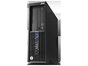 Station de travail HP Z230 format compact