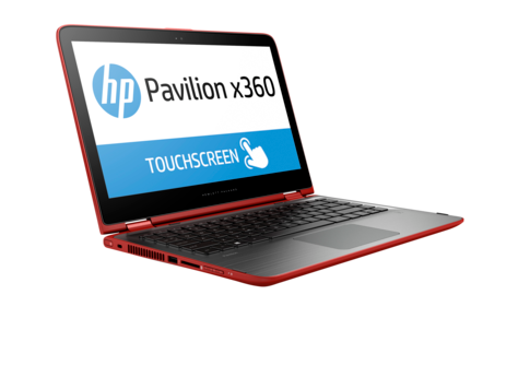 how to turn on hp pavilion x360