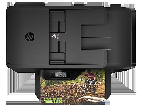 Широкоформатное МФУ HP OfficeJet 7510 All-in-One