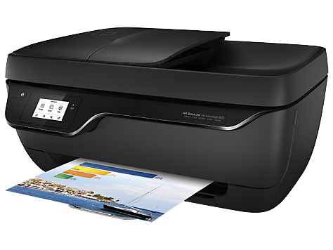 Hp deskjet ink advantage 3835 all in one printer f5r96c for Best home office hp inkjet printer