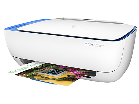 HP DeskJet Ink Advantage 3635 All-in-One Printer(F5S44B ...