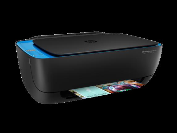 Impresora Todo En Uno Hp Deskjet Ink Advantage Ultra 4729