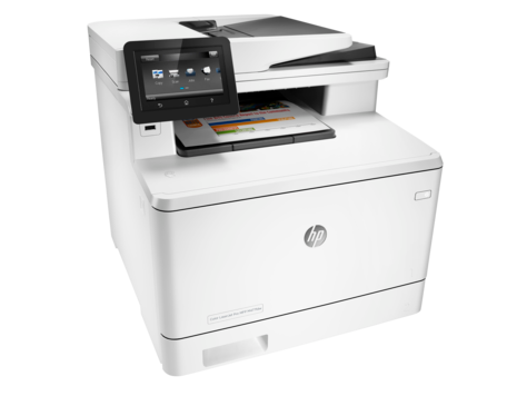 Multifunções HP Color LaserJet Pro M477fdw