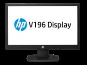 HP V196 -näyttö, 47 cm (18,5 tuumaa)