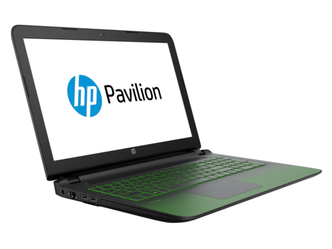 HP Pavilion Gaming Notebook - 15-ak000nh