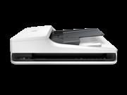 HP ScanJet Pro 2500 f1 flatbäddsskanner