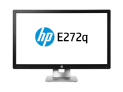 HP EliteDisplay E272q 27-inch QHD Monitor (ENERGY STAR)