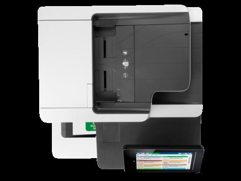 Impresora multifunción color HP LaserJet Enterprise M577dn