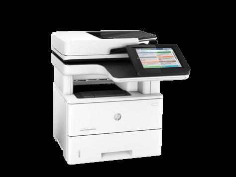 Impresora multifunción HP LaserJet Enterprise M527dn
