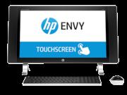 PC Desktop HP ENVY serie 24-n000 todo-en-uno (táctil)