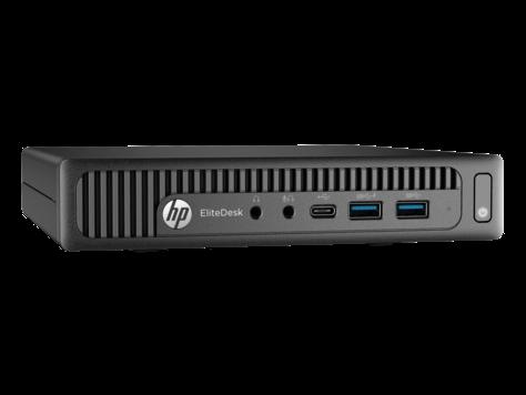 Znalezione obrazy dla zapytania Minikomputer stacjonarny HP EliteDesk 800